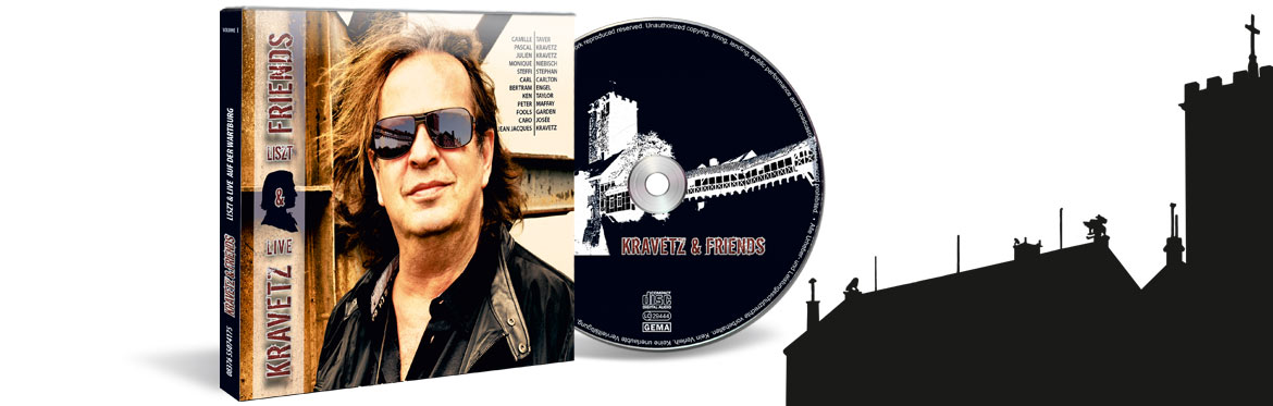 Kravetz and Friends CD