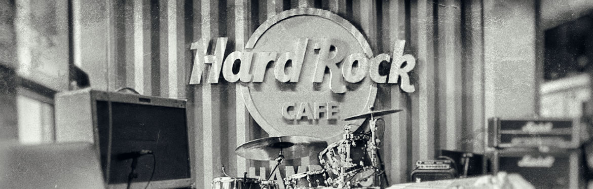 Hardrock Cafe Hamburg