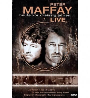 Maffay Heute vor 30 Jahren