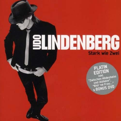 Udo Lindenberg - Stark Wie Zwei CD/DVD
