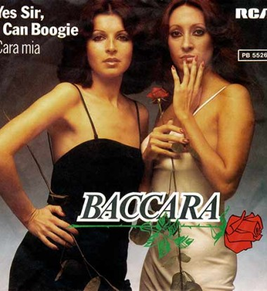 Baccara Yes Sir I Can Boogie