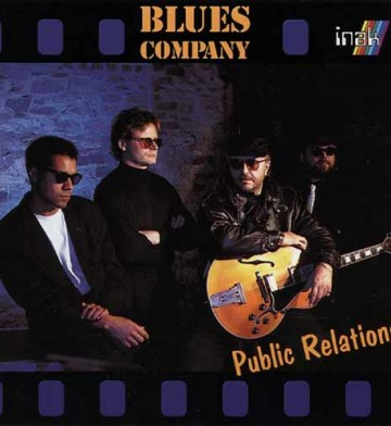 Blues Company Public Relations