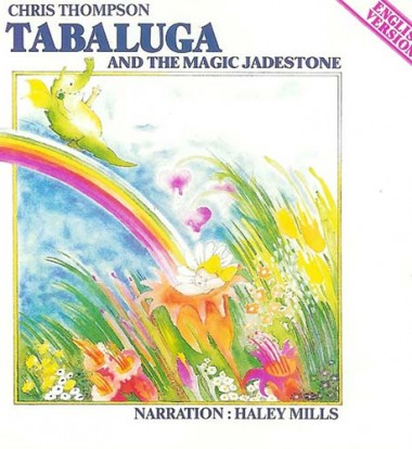 Tabaluga and the magic Jadestone