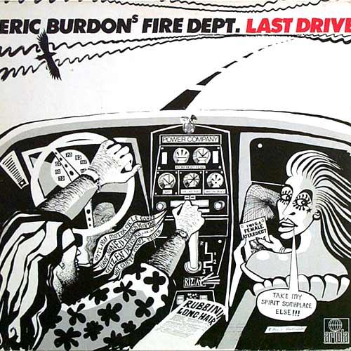 Eric Burdon Lastdrive