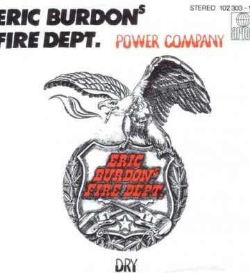 Eric Burdon - Power Company