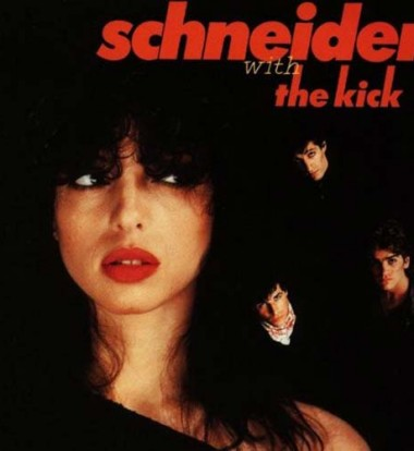 Helen Schneider and the kick