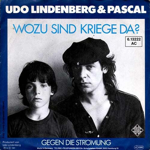 Udo Lindenberg und Pascal Kravetz