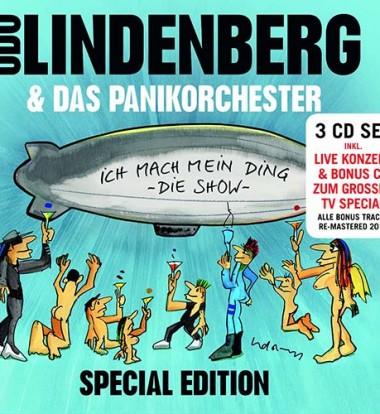 Udo Lindenberg und das Panikorchester