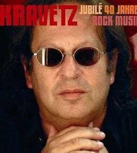 Kravetz Jubile 40 Jahre Rockmusik